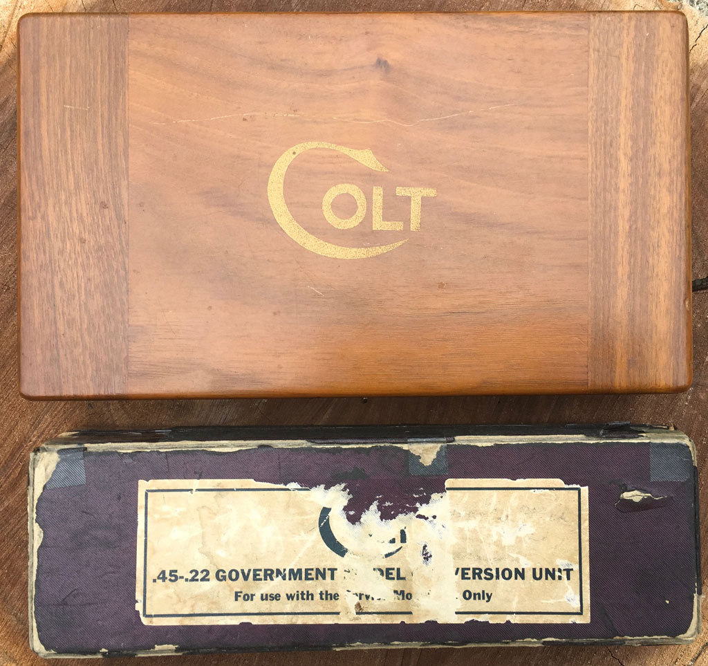 Colt Pistols and Revolvers for Firearms Collectors -  45- 22